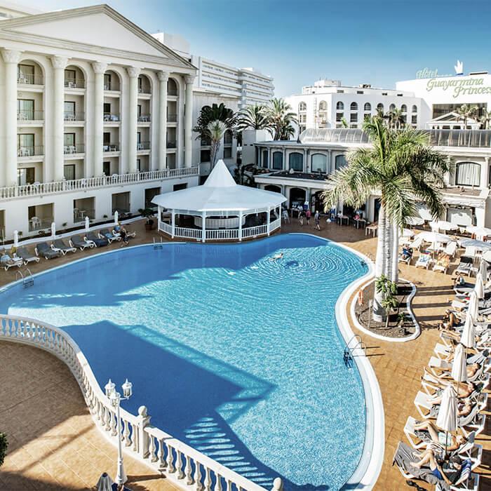 Hotels In Costa Adeje Tenerife Hotel Bahía Princess