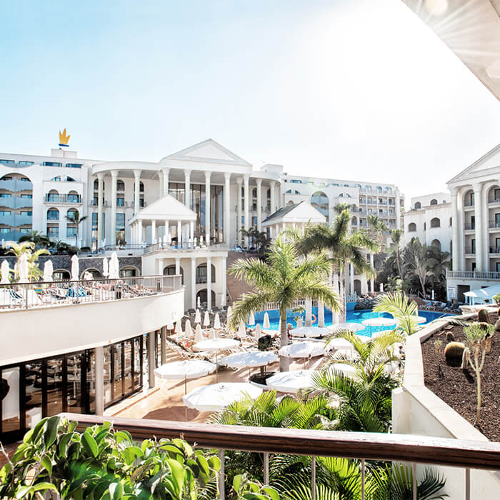 Hotel Costa Adeje Tenerife Hotel Bahía Princess